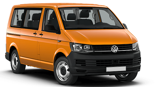 VW Transporter 9-мест