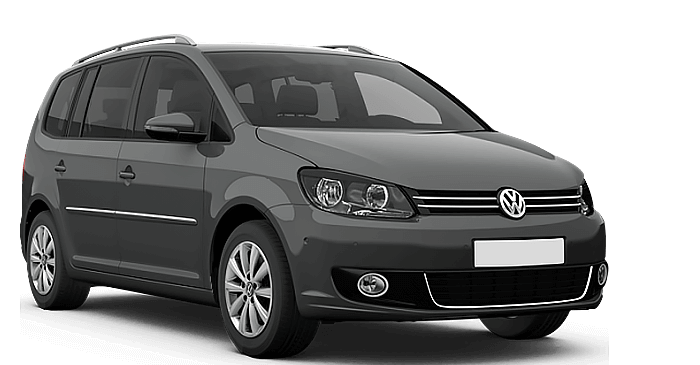 VW Touran 5+2-pass