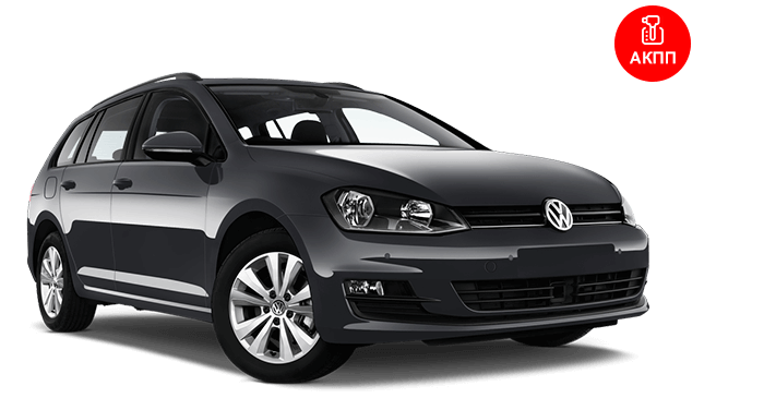 VW Golf-Stw универсал
