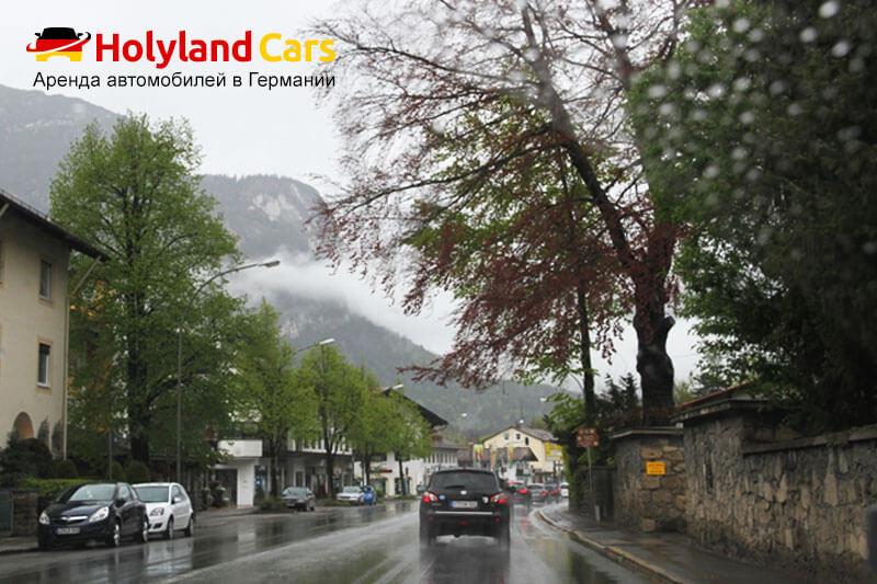 Условия аренды в HolylandCars