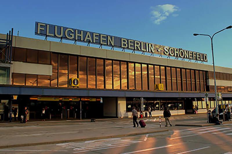 schoenefeld airport