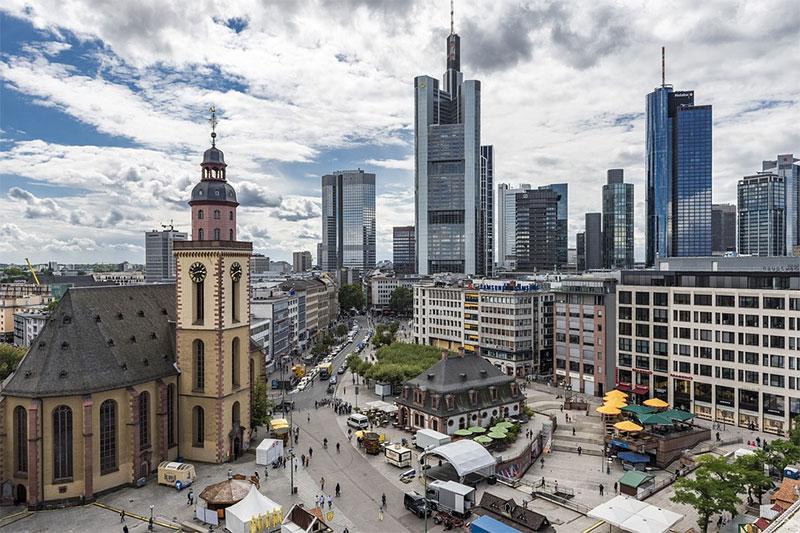 Аренда автомобилей во Френкфурте