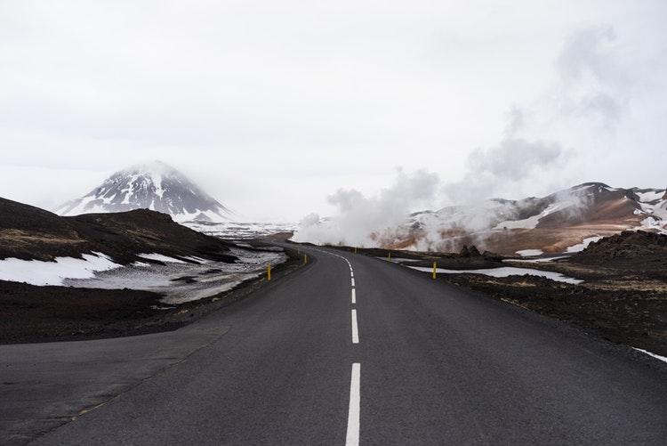 Прокат авто в Исландии