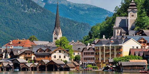 Аренда авто в Австрии