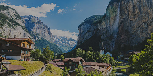 Аренда авто в Швейцарии