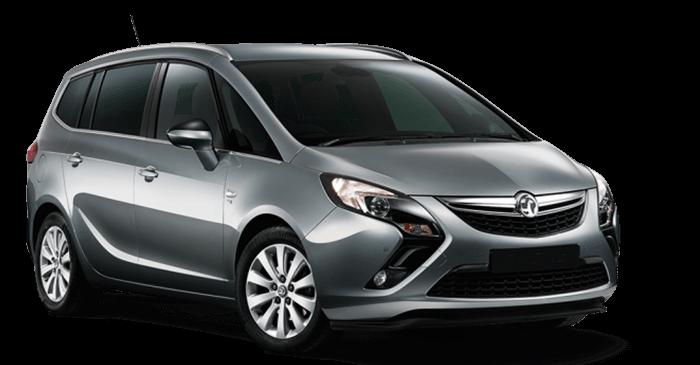 Opel Zafira 7-мест