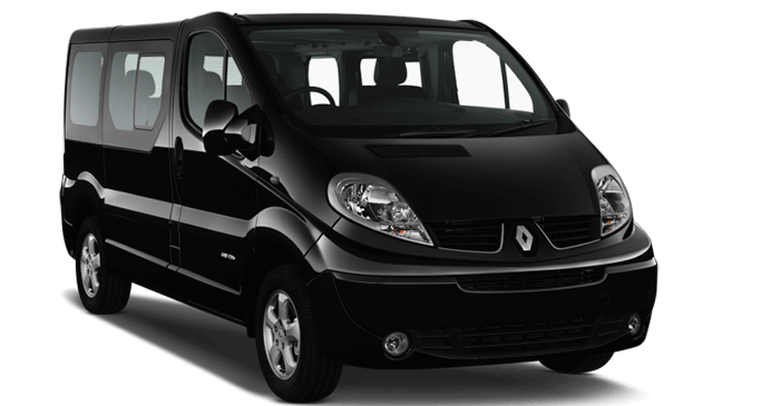 Renault Traffic 9-мест