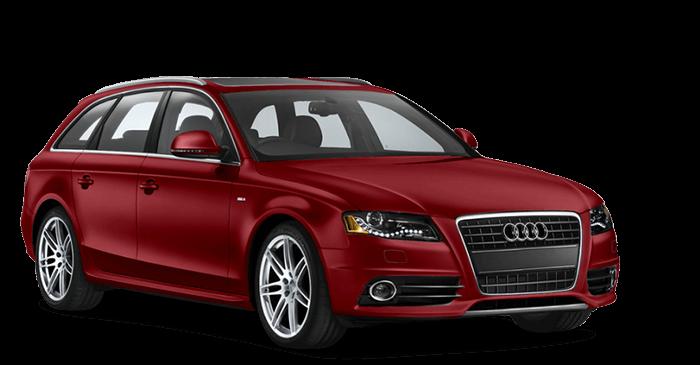 Audi A4-Estate