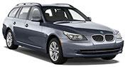 BMW 5Series Wagon