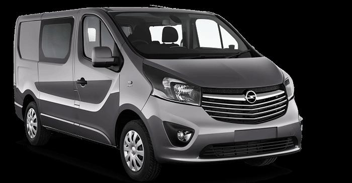Opel Vivaro 9-мест