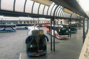 Alsa в аэропорту Барселоны