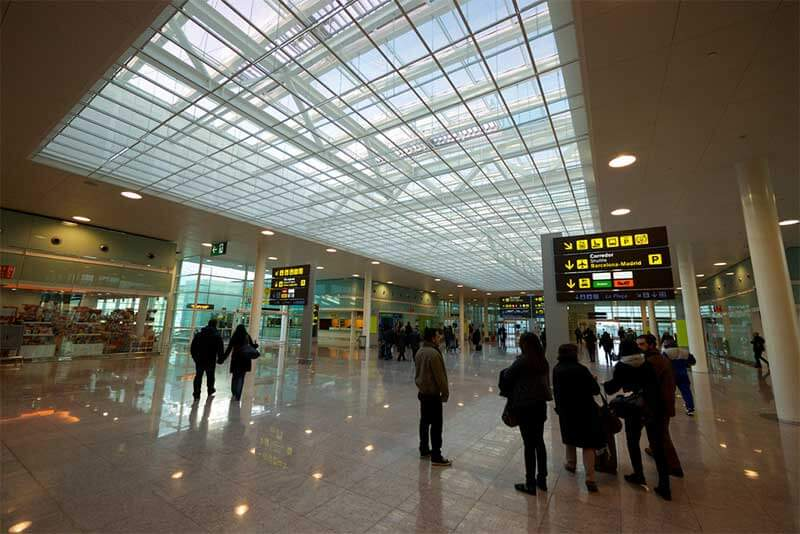Аренда авто в аэропорту Барселоны - Эль Прат