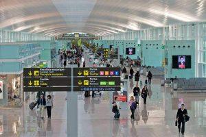 Услуги аэропорта Юарселоны
