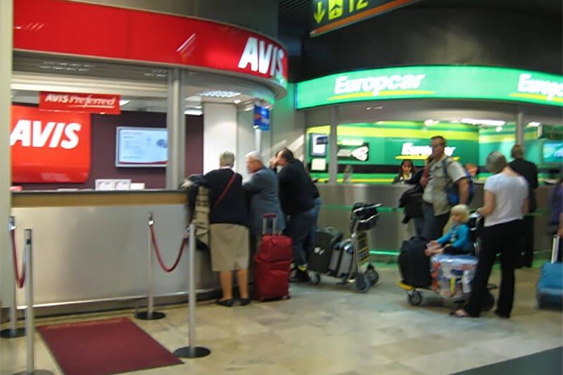 Прокат автомобилей в аэропорту Мадрида