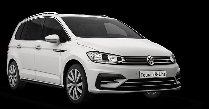 VW Touran 7-мест